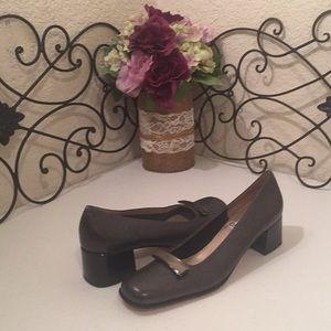 NEW | SALVATORE FERRAGAMO🇮🇹Narrow Leather Heels